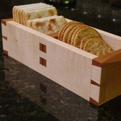 Biscuit Box - dressed