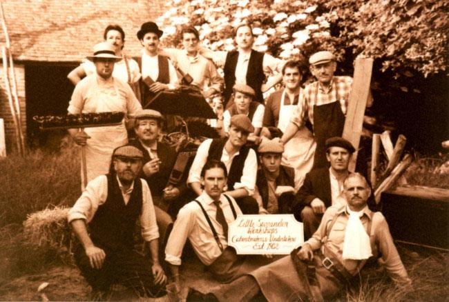 Little Surrenden Workshops 1992