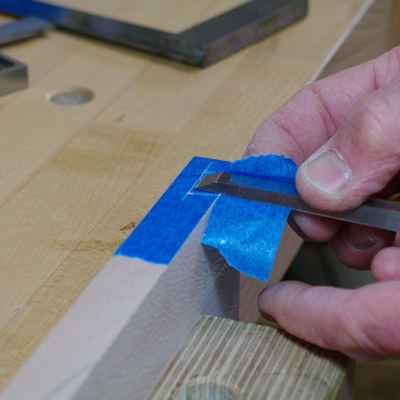 Cutting dovetail 5