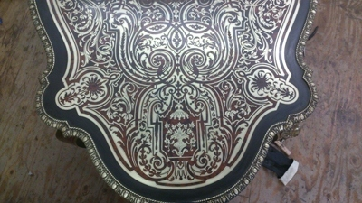 Demans Boulle table 2
