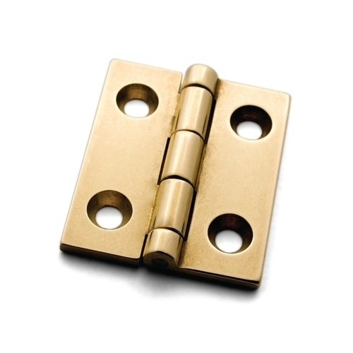 Brusso Butt Hinges Brass Amp Stainless John Lloyd Fine